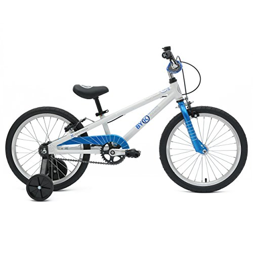 ByK E-350 Kid's Bike, 18 inch wheels, 8.5 inch frame, for Boys and Girls, four colors available
