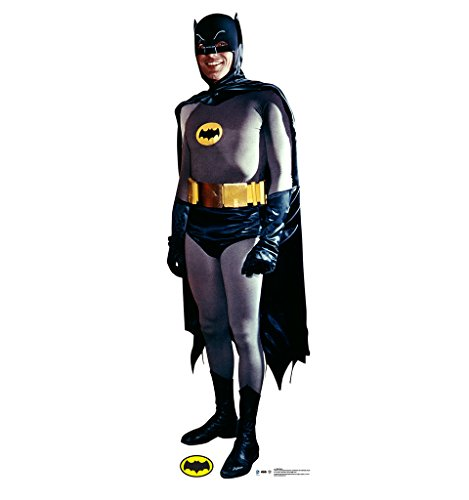 Batman - 1960's Batman and Robin TV Series - Advanced Graphics Life Size Cardboard Standup by Advanced Graphics