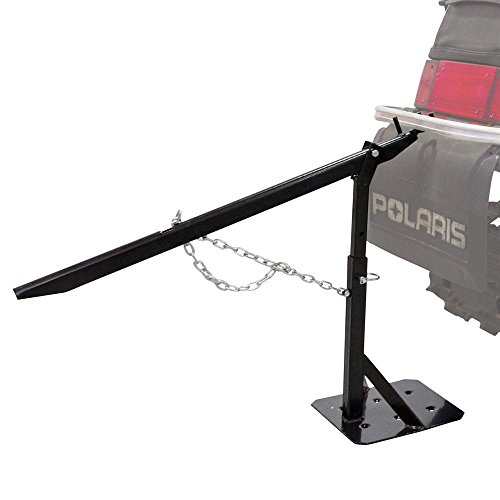 Snowmobile Lift (Black Ice SNO-1511 Snowmobile Lift Jack and Storage Stand)