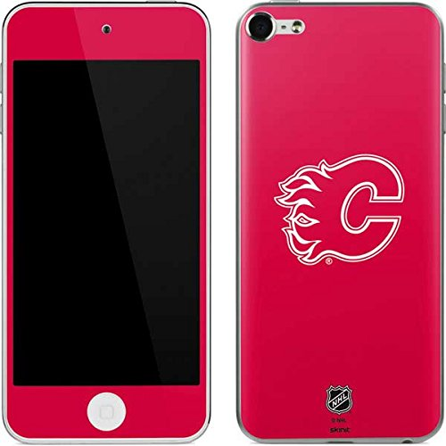 (NHL Calgary Flames iPod Touch (6th Gen, 2015) Skin - Calgary Flames Color Pop Vinyl Decal Skin For Your iPod Touch (6th Gen, 2015))
