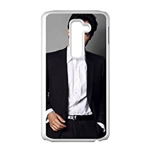 keanu charles reeves wide LG G2 Cell Phone Case Whitepxf005-3779208