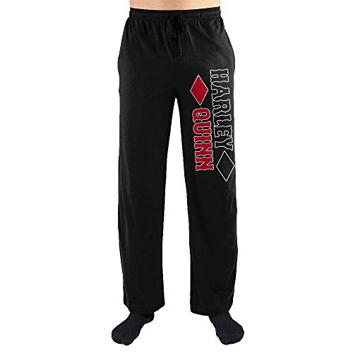 DC Comics Harley Quinn Sleep Pants-Medium -