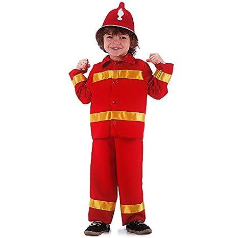 Carnival Toys 63616 - Costume Pompiere 2e11bd5cef02