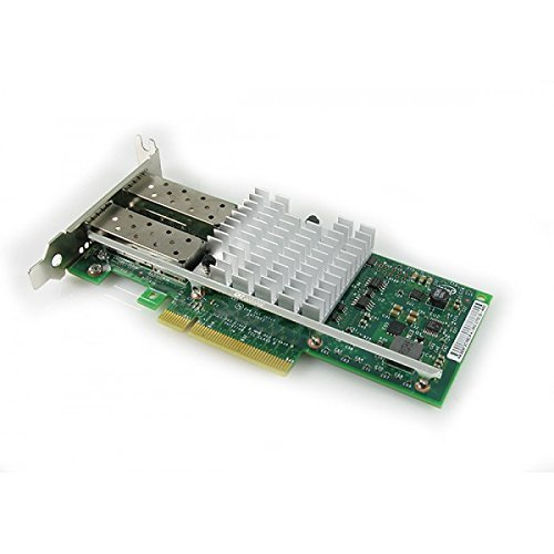 942V6 - NIC Intel X520 2-Port PCI-E 2.0 x8 10GbE Low Profile 2xSFP+ Ports by Dell