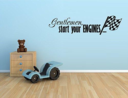 Funky Race Car Wall Decals For The Speed Demon