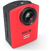 Original SJCAM M20 2.5K Photo Gyro Video Camcorder Resolution Mini Action Helmet Wifi Camera Waterproof 2160PHD Sport DV Riding Recorder Red