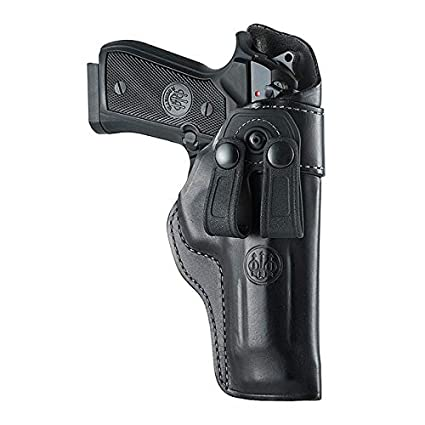 Amazon com : Beretta M9A1 Rail Leather Mod 1 Holster