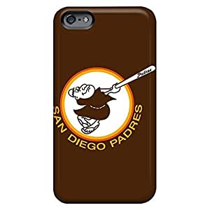Durable cell phone carrying shells High Grade Cases Strong Protect iphone 5 5s case 6p - baseball san diego padres 3