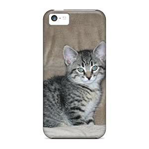 Hot SOmAtEq1988MVMEI Case Cover Protector For Iphone 5c- Cat Max Little In 2004