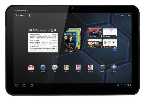 MOTOROLA XOOM Android Tablet (Wi-Fi)