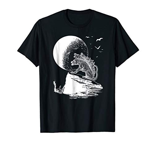 Halloween Cerberus Shirt, Hell Hound Dog Howling Tee Gift ()