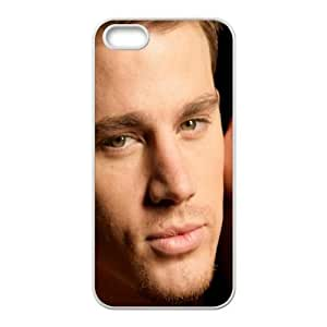 Channing Tatum iPhone 5 5s Cell Phone Case White
