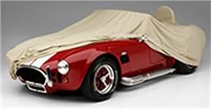 Covercraft Custom Fit Car Cover for Audi Allroad (Tan Flannel Fabric, Tan)