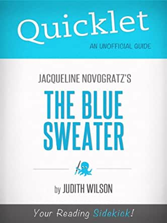 Amazon.com: Quicklet on Jacqueline Novogratz's The Blue Sweater ...