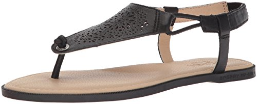 Us Medium Sandal Sperry Calla Black 5 Women's Jade Rx0wO1