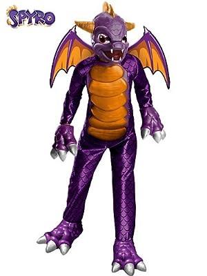 Skylanders Spyro's Adventure, Deluxe Spyro Costume by Rubies