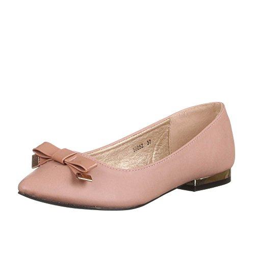 Ital-Design - zapatilla baja Mujer Rosa - rosa (Altrosa)