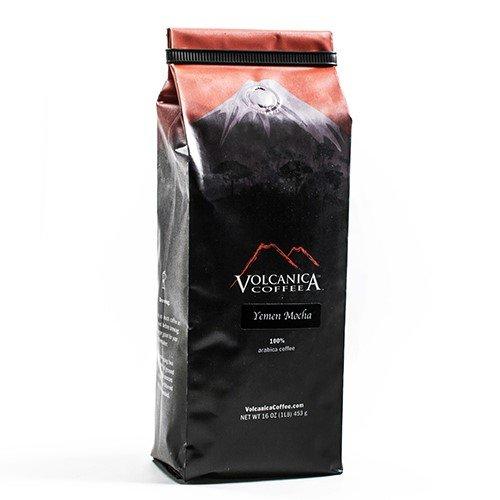 Yemen Mocha Matari Whole Bean Coffee (16 ounce)