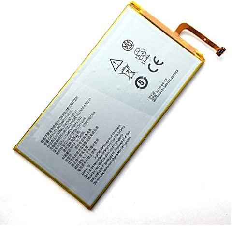 for Bell ZTE Grand X View K85 Replacement Battery Li3846T43P6hF07632 Free Adhesive Tool