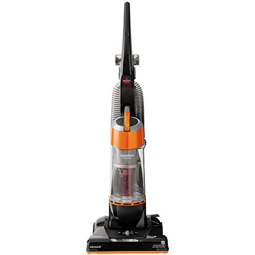 BISSELL Cleanview Bagless Upright Vacuum Cleaner, Orange, 95954
