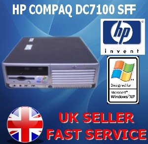 HP COMPAQ DC7100 SMALL FORM FACTOR PC AUDIO DRIVER FOR WINDOWS 7