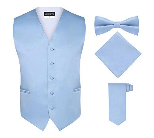 Vest Mens Tuxedo Suit - 8