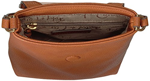 Bag Coconut Phone Island Cognac Crossbody Foley Corinna AqO4w1