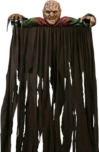 Nightmare on Elm Street Freddy Krueger Door Topper Decoration ()