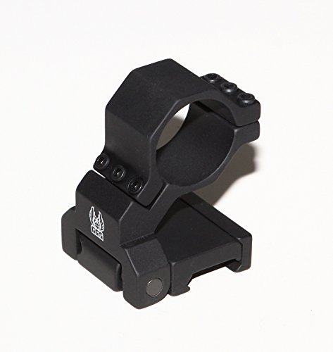 Magnifier Mount (GG&G Ar15 Flip To Side Magnifier Mount Gun Stock Accessories)