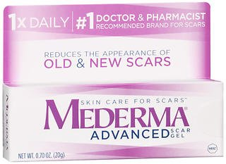 Mederma Advanced Skin Care Gel 20 g (Pack of 5)