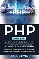 Discover the power of PHP as you take your web development skills to the next level. PHP is the most common programming language for server-side web development. One of the best things about this language is that it is fairly easy to learn.Th...