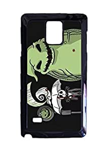 Engood Design Jack Oogie Boogie My Neighbor Totoro Case Durable Unique Design Hard Back Case Cover For Samsung Galaxy Note 4 New