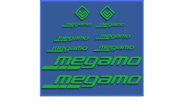 Ecoshirt I4-H6XG-QK10 Pegatinas Megamo Fram Dr1117 Vinilo Adesivi ...