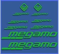Ecoshirt K7-FRYS-6CP2 Pegatinas Megamo Fram Dr1117 Vinilo Adesivi ...