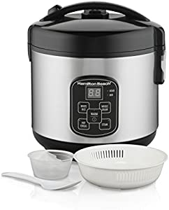 Hamilton Beach Digital Programmable Rice Cooker