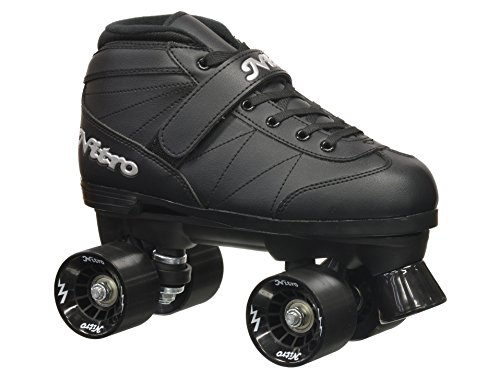Epic Skates Super Nitro Indoor Outdoor Quad Speed Roller Skates