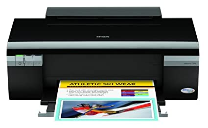 New Driver: Epson Stylus C120 Printer