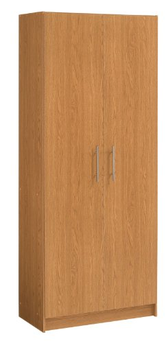 akadaHOME ST106180F 2 Door Storage Cabinet by akadaHOME