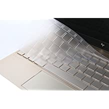 "Leze - Ultra Thin Soft TPU Keyboard Protector Skin Cover for 13.3"" HP Spectre x360 - 13-w013dx,13-w023dx Touch Laptop"