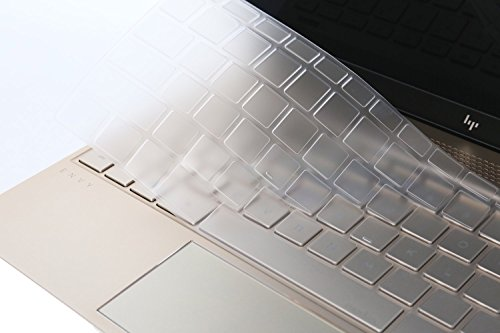 Leze - Ultra Thin Soft Keyboard Protector Skin Cover for 15.6 HP Spectre x360 15t [Release After February 2017], BL-series 15-BL012dx 15-BL075nr Series Laptop - TPU