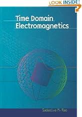 Time Domain Electromagnetics (Academic Press Series in Engineering) (Paperback)