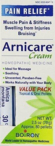 Arnicare Cream Value Pack, 2.6+30c ( Multi-Pack)