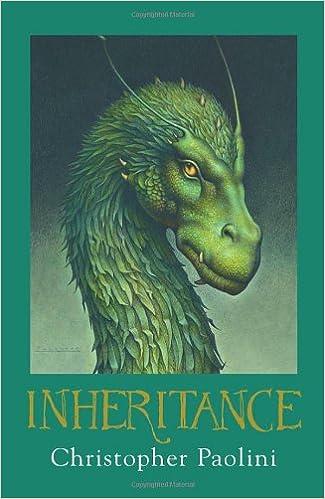 Inheritance Eragon Book 4 The Inheritance Cycle Band 4 Amazonde