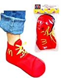 Ronald McDonald Child Shoes Costume Accessory