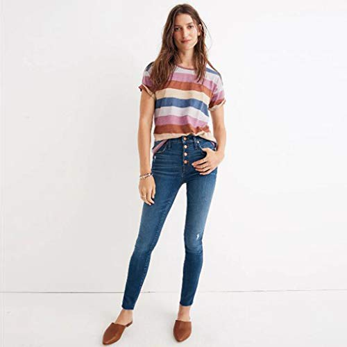 Gnyd Gnyd Blu Relax Jeans Jeans Donna 1OSwFvq