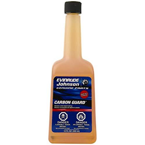 Johnson Evinrude Carbon Guard 12-oz Bottle