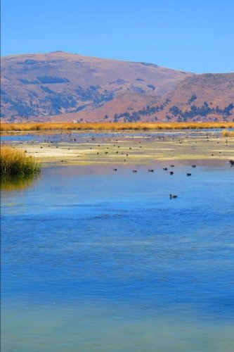 a65ca7265550 Lake Titicaca in Peru Journal: 150 page lined notebook/diary