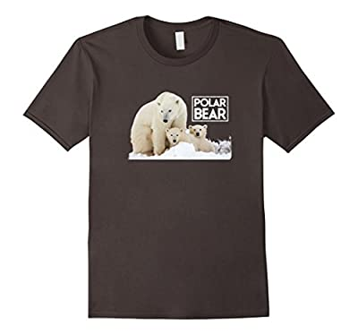 Polar Bear Funny T-shirt