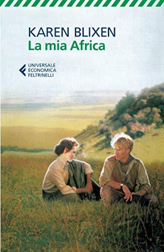 La mia Africa (Italian Edition)