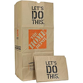 Amazon Com Lowes 30 Gallon Paper Yard Waste Bags 5 Count